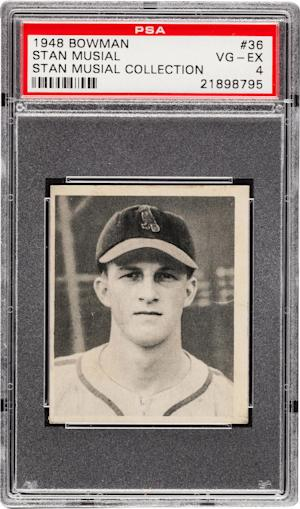 Musial online auction nets $1.2 million