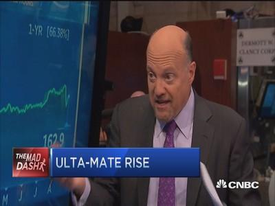 Cramer: If this doesn't close up, we're in trouble