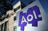 <p>A sign in front of the AOL Inc. offices on February 7, 2011 in Palo Alto, California. AOL is showing signs of revival with gains in advertising, a key toward the reinvention of the former Internet star as a media firm.</p>