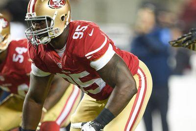 The 49ers' investment in Tank Carradine is finally paying off