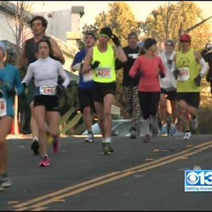 Cold Temperatures Prove Perfect Conditions For California International Marathon