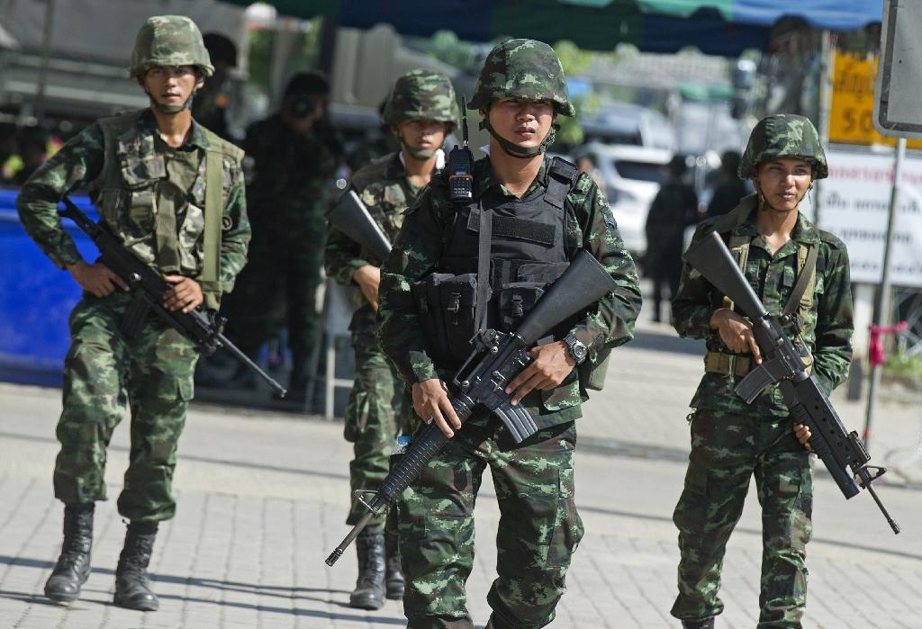 Thai junta to replace martial law but retain key powers