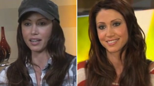 Shannon Elizabeth on &quot;What Not to Wear&quot;