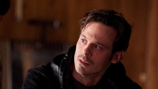 "This film image released by The Weinstein Company shows Scoot McNairy in a scene from ""Killing Them Softly."" (AP Photo/The Weinstein Company, Melinda Sue Gordon)"