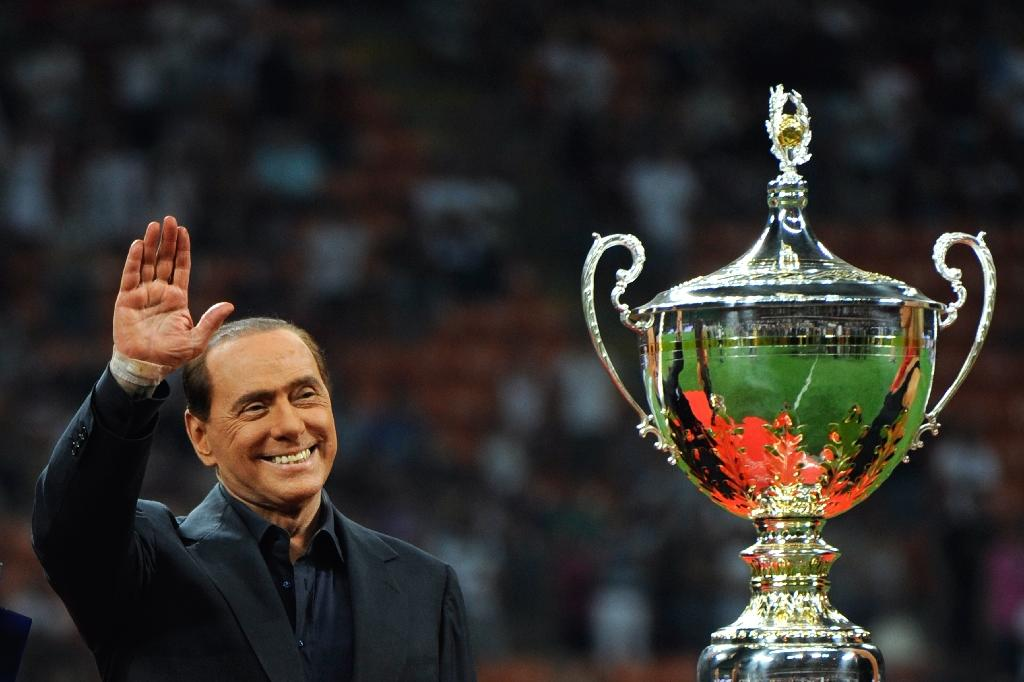 Berlusconi to consider offers for AC Milan: report
