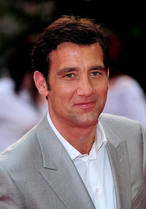 Twilight Saga Eclipse UK Premiere 2010 Clive Owen