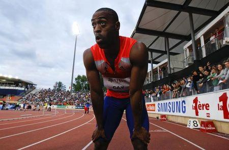 Fast times and peace coming back for Tyson Gay