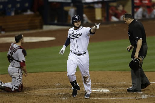 Padres ride Alonso's HR to 7-6 win over Arizona