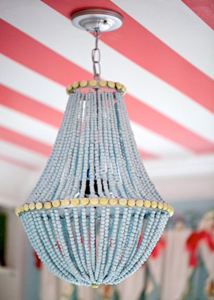 7 Pretty Chandeliers You Can Make Your Yourself...