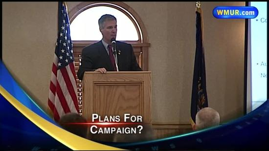 Scott Brown in New Hampshire