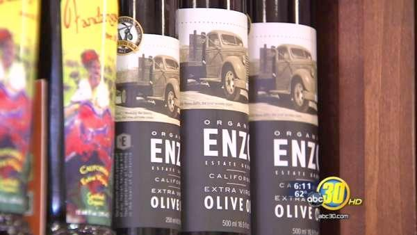 California olive oil to have record breaking year