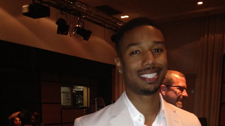 Michael B. Jordan on Being a Black Superhero: 'I'm Up For It'