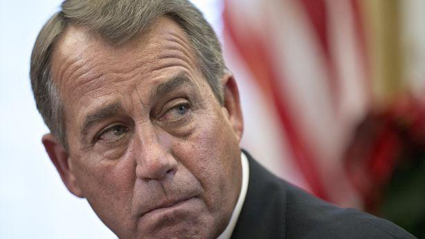The Fiscal Cliff Talks Might Be John Boehner's Last Stand as Speaker