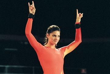 Missy Peregrym in Touchstone Pictures' Stick It