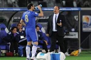 Benitez hails 'fantastic' Lampard after Chelsea contract talks are halted
