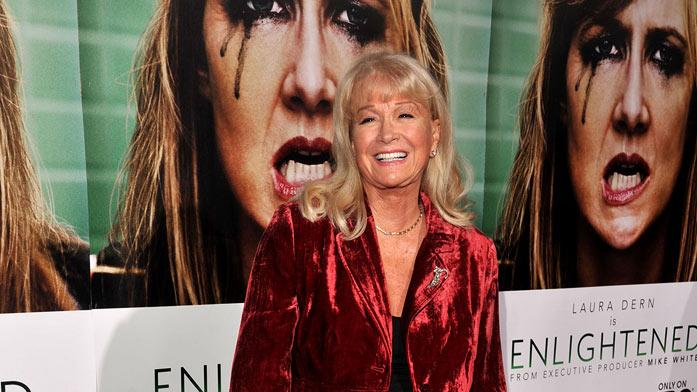 "Diane Ladd arrives at the premiere of HBO's ""Enlightened&quot at Paramount Theater on October 6, 2011 in Hollywood, California."