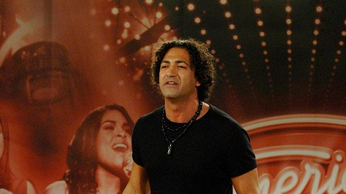Miami Audition: Ghaleb Emachah performs in front of the judges on the 7th season of American Idol.