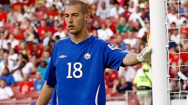 Canadian Exports: Milan Borjan signs with Champions League side Ludogorets Razgrad
