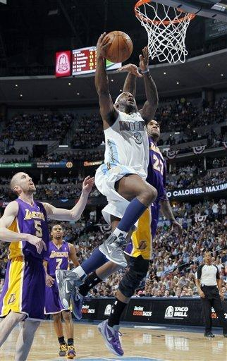 Nuggets force Game 7 with 113-96 win over Lakers