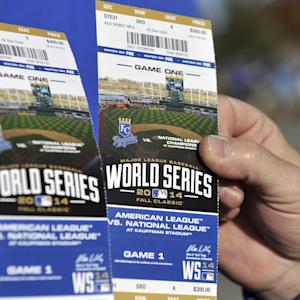 Mad Dash: World Series ticket used to tip waiter