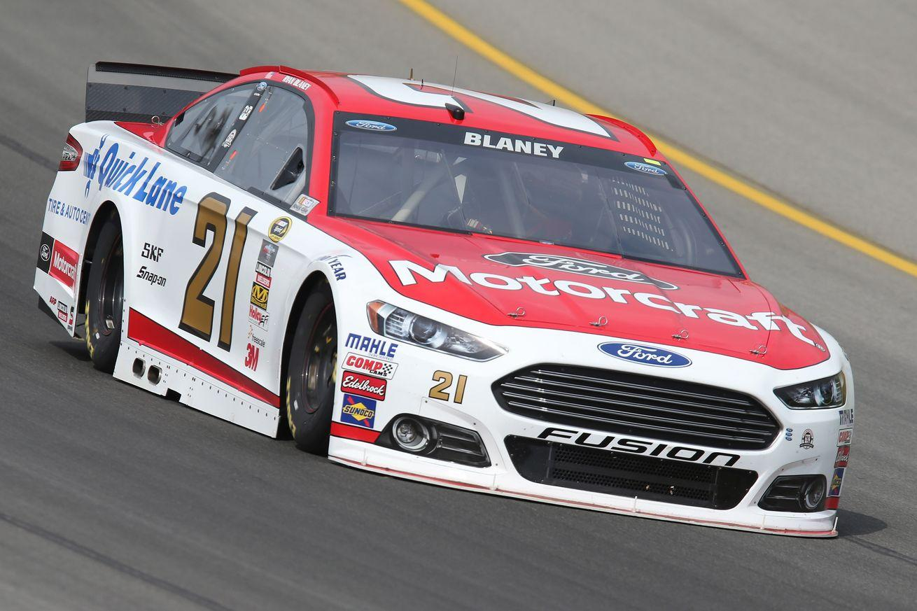 Wood Brothers focused on winning Daytona 500 and return to full-time status, not charters