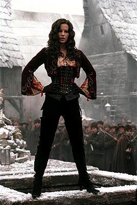 Kate Beckinsale as Anna Valerious in Universal's Van Helsing