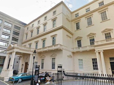 18 Carlton House Terrace most expensive UK home