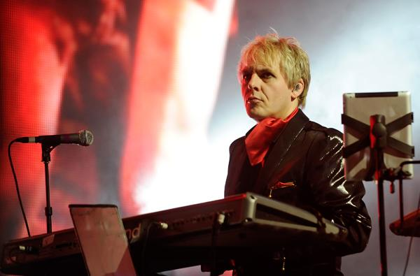 Q&A: Duran Duran's Nick Rhodes on Releasing His Long-Lost Side Project