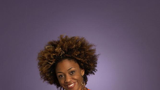 "Nadia Turner from Miami, FL is one of the contestants on Season 4 of ""American Idol."""