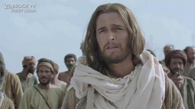 'The Bible' Exclusive: Casting Jesus (Blu-Ray)