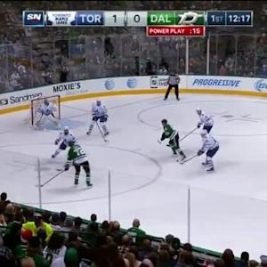 Jonathan Bernier Save on Erik Cole (07:46/1st)
