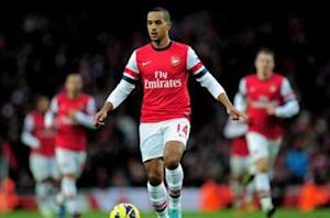 Theo Walcott still adamant about central striker role at Arsenal