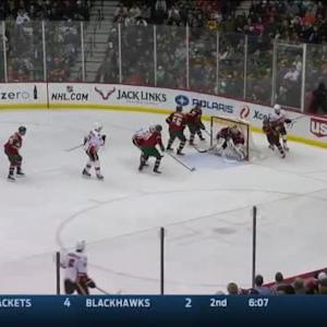 Devan Dubnyk Save on Lance Bouma (05:34/3rd)
