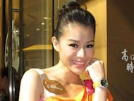 No kissing Myolie Wu