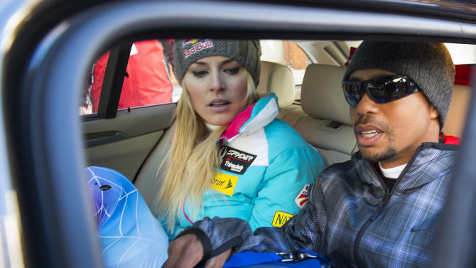 Vonn optimistic about Sochi despite new setback