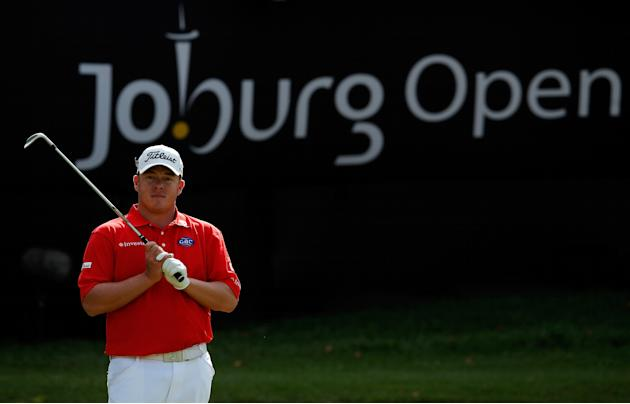 Joburg Open - Day Three