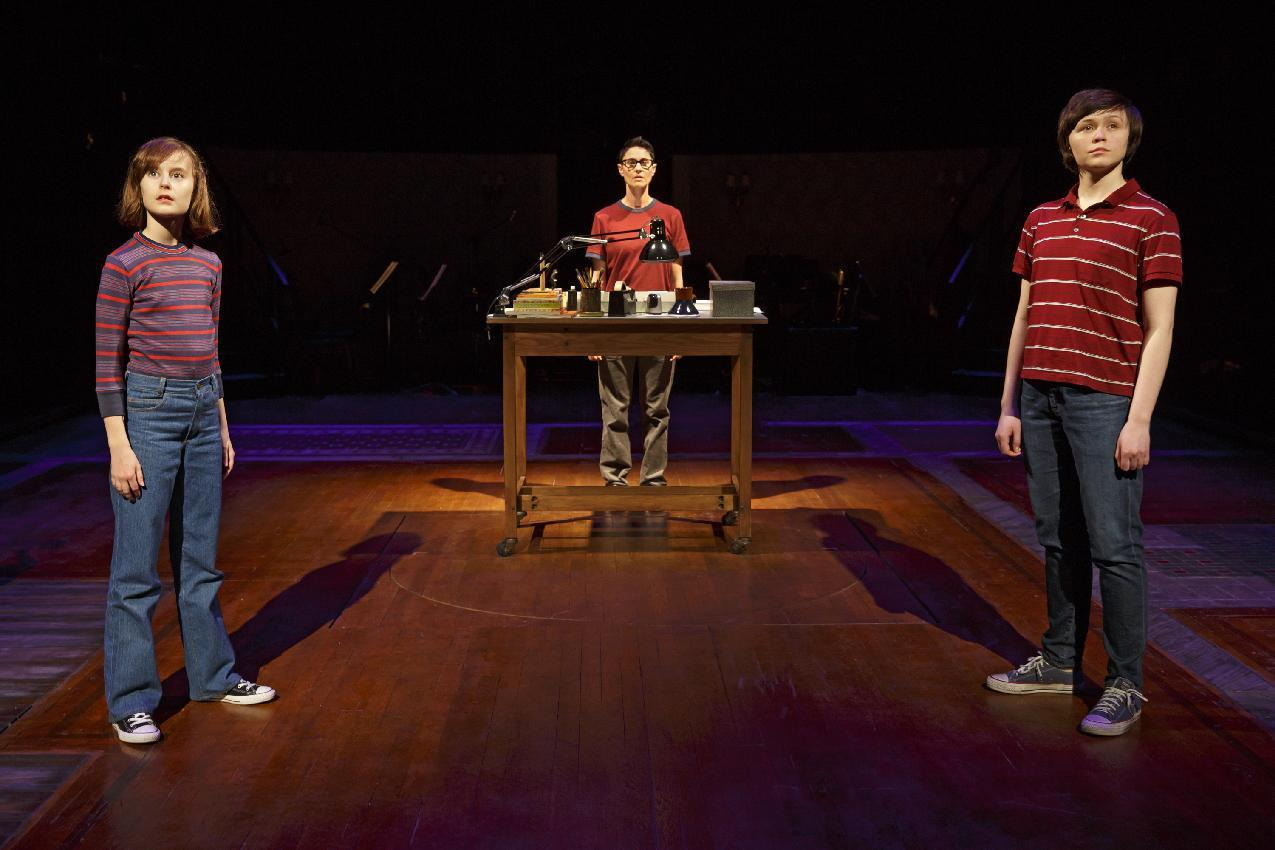 Review: Broadway's 'Fun Home' is a deeply moving triumph