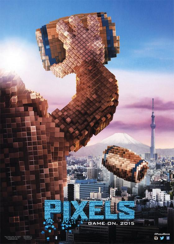 'Pixels': Pac-Man and Space Invaders attack