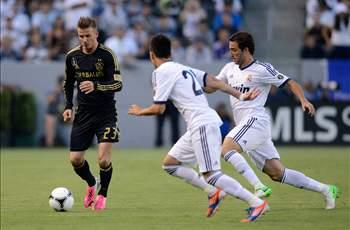 LA Galaxy 1-5 Real Madrid: Galacticos goal glut guts Galaxy