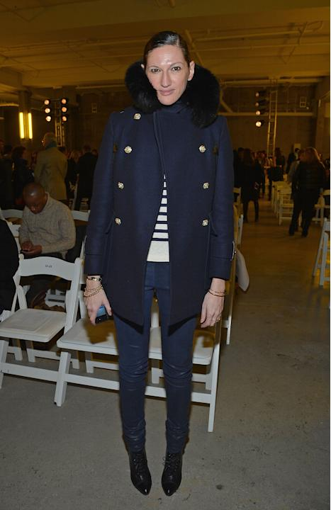 Jenna Lyons, President and Creative Director of J.Crew