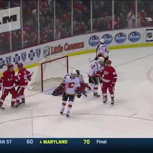 Calgary Flames at Detroit Red Wings - 03/06/2015