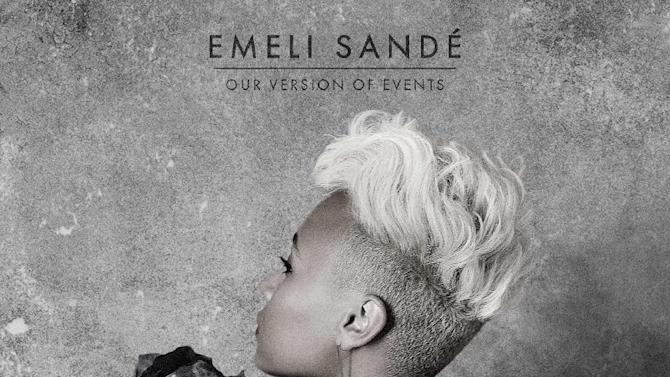 """This CD cover image released by Capitol records shows Emeli Sande's, """"Our Version of Events."""" (AP Photo/Capitol)"""