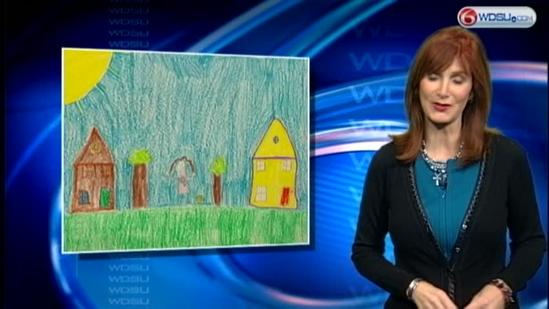 Margaret's Weather Picture for March 13