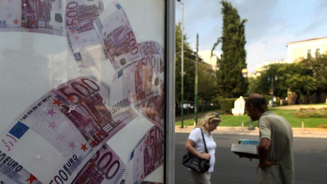 Eurozone in deepening recession, survey finds