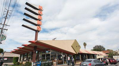 Googie Beauty Norms on La Cienega Wins Official Heritage Status from LA City Council