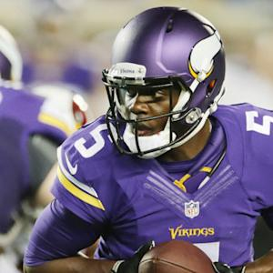 Minnesota Vikings quarterback Teddy Bridgewater 2014 Preseason Week 2 highlights