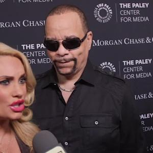 Coco Austin Waist-Trains While Taking Selfies With Baby Chanel