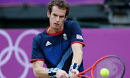 Andy Murray Faces Federer For Olympic Gold