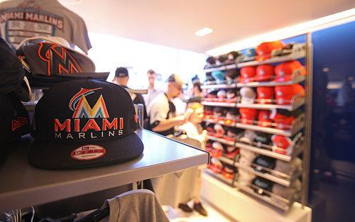 Now Open: Marlins Store Hits a Home Run at Miami International Airport