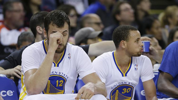 Andrew Bogut is taking assistant Brian Scalabrine's reassignmen…